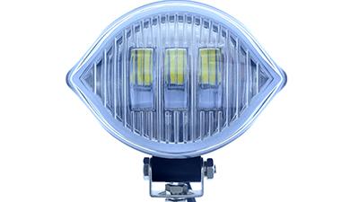 改装LED车灯不仅可以增加亮度,更加炫酷