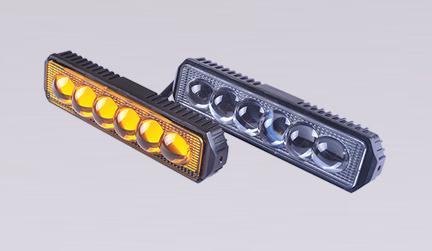 激扬六珠直排灯汽车LED灯