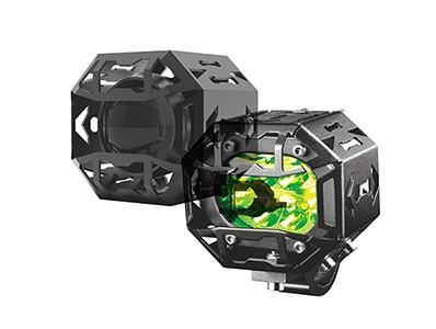 H018-雷神之锤改装LED车灯