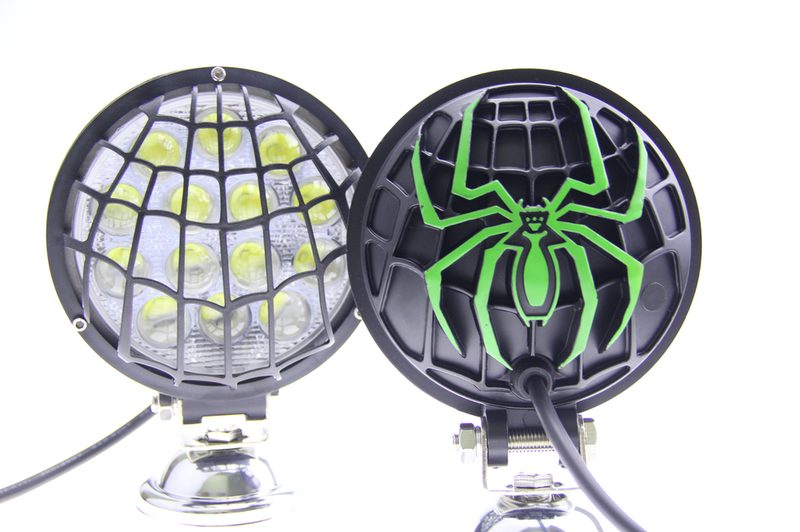 激扬简析LED车灯