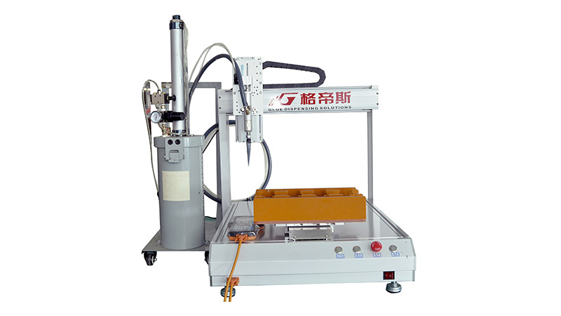 激扬生产设备-自动打胶机