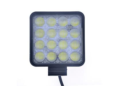 Q026-方形16珠汽车LED灯