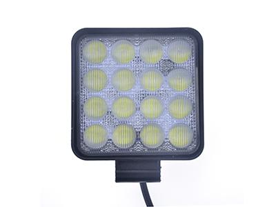方形16珠汽车LED灯