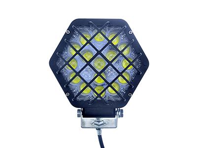 Q027-六边形汽车LED灯