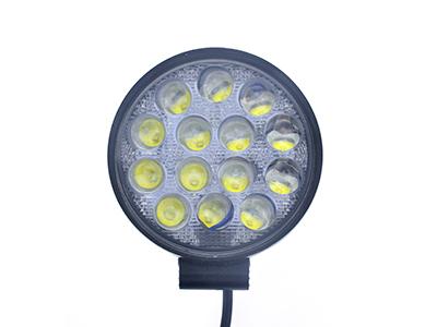 Q025-圆形14珠汽车LED灯
