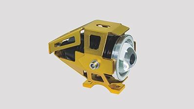激扬摩托车车灯为什么选用LED灯