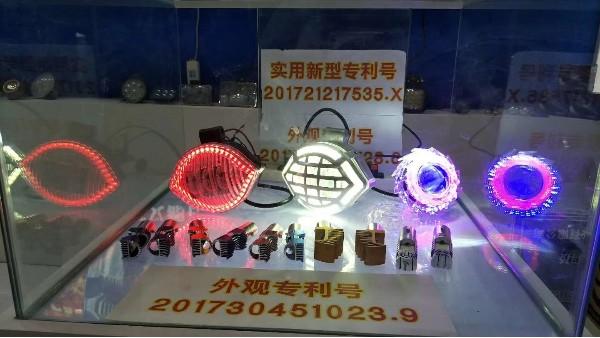 代理激扬摩托车LED灯的4大优势