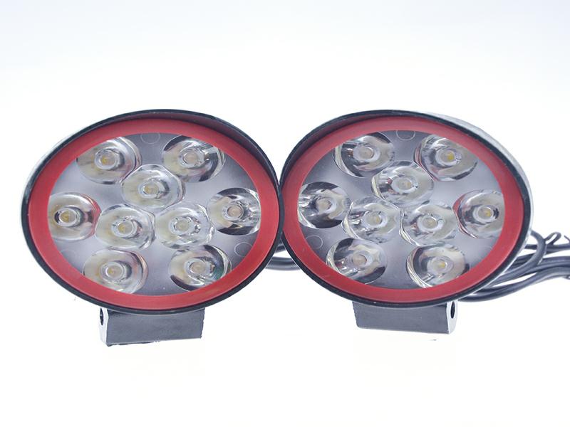 外置9珠LED灯-激扬