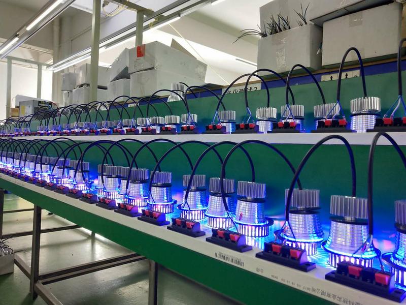 激扬摩托车LED灯为何需要做老化测式?