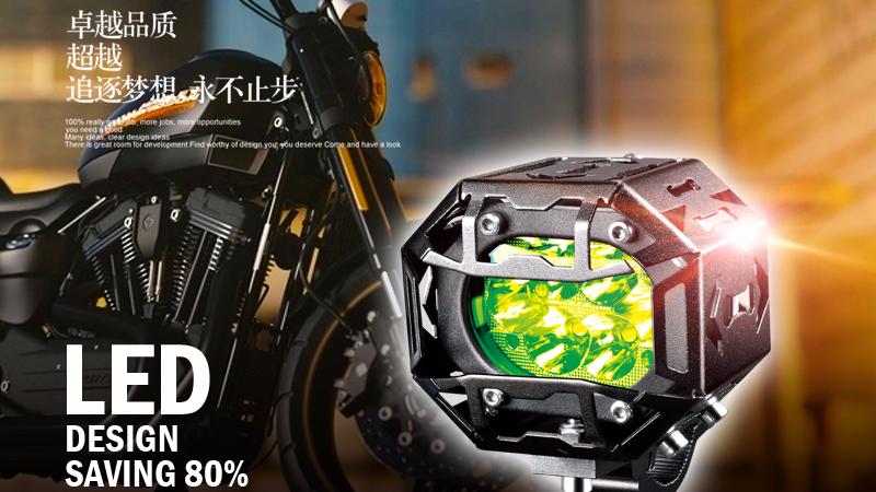激扬摩托车LED灯价格大揭秘