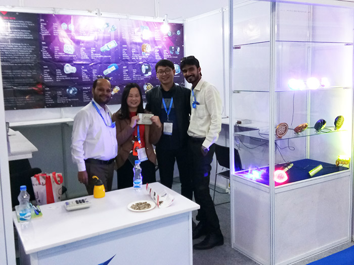 激扬2018年印度展会