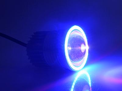 H006-蓝狐LED车灯