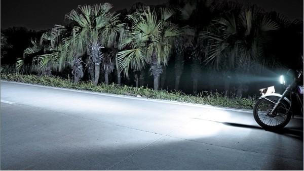 改装这几款摩托车LED前大灯,再也不怕对面司机开远光灯。