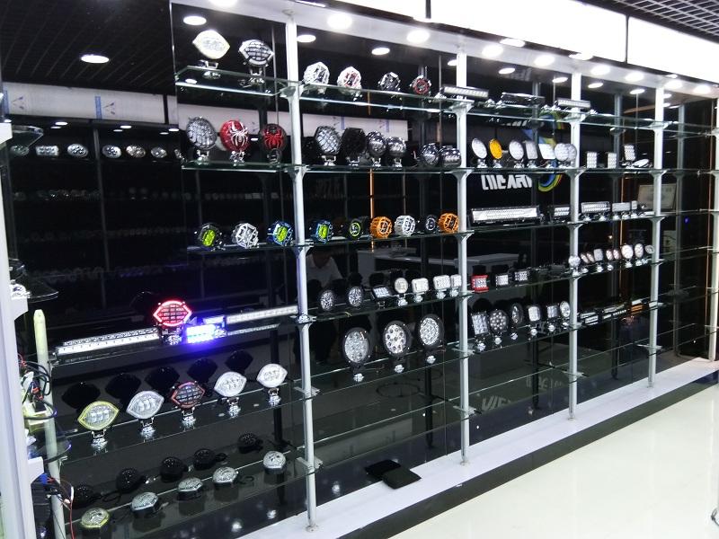 激扬LED车灯厂家-广州办事处开业大吉