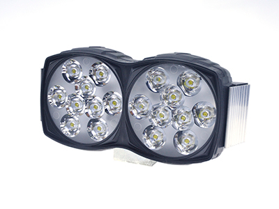 A036-双头18珠外置LED灯