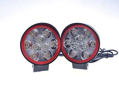 A034-九珠外置LED灯