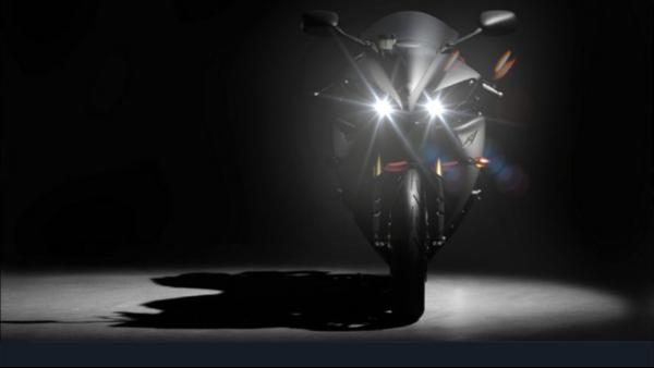 摩托车前大灯不够亮,来改装LED车灯