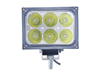 A017-六珠外置LED车灯