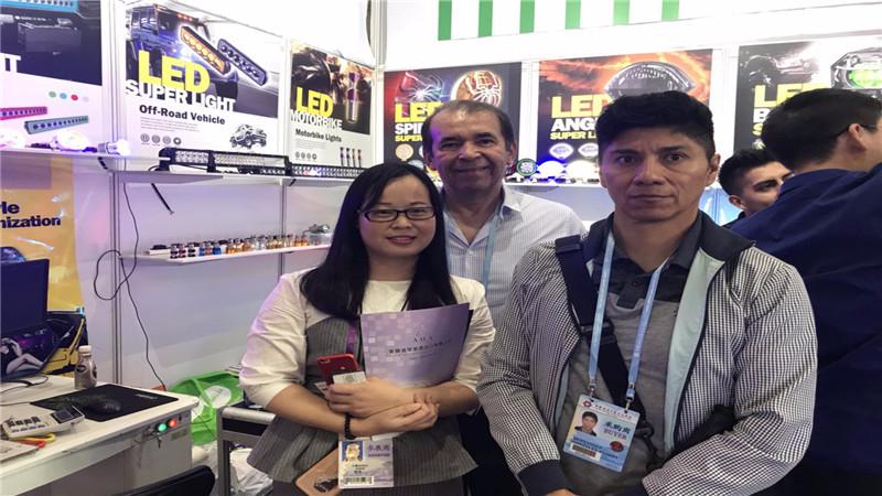 激扬LED车灯生产厂家—关于区域保护