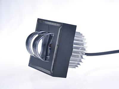 B034-扁光透镜LED车灯