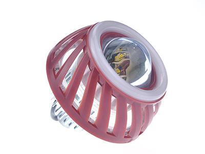 H013-七彩风火轮LED车灯