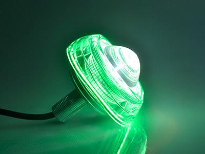 H009-七彩水母灯LED车灯