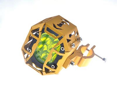 H018-雷神之锤LED车灯