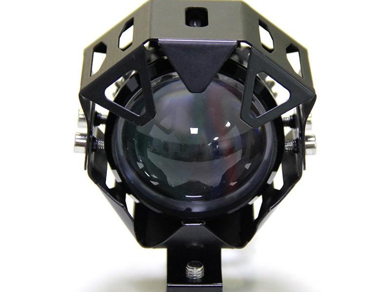 激扬品牌摩托车改装LED射灯